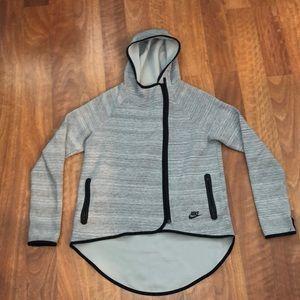 Nike Grey/Black Cape Jacket